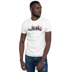 MineScape Stonks T-Shirt