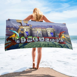 MineScape Catherby Towel -...