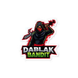 Dablakbandit Sticker
