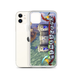 MineScape Catherby iPhone Case
